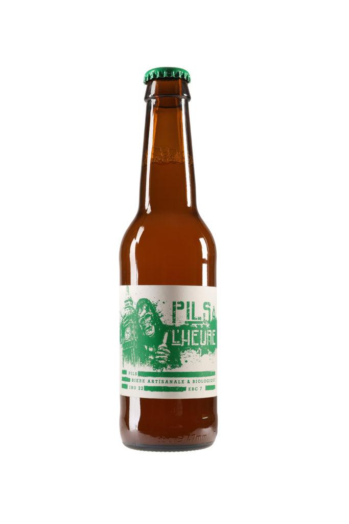 bière Pils à l'heure