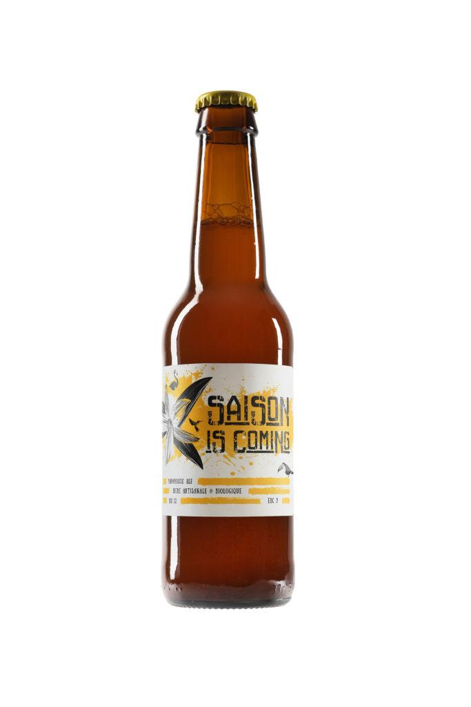 Saison is Coming biere des Acolytes