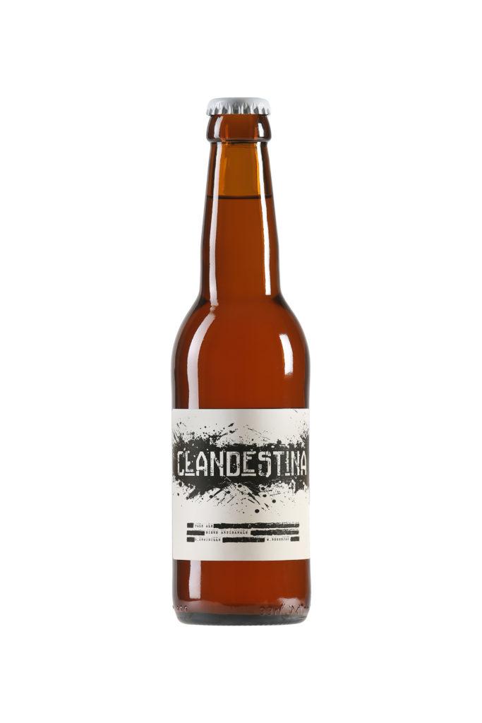 clandestina bière des Acolytes
