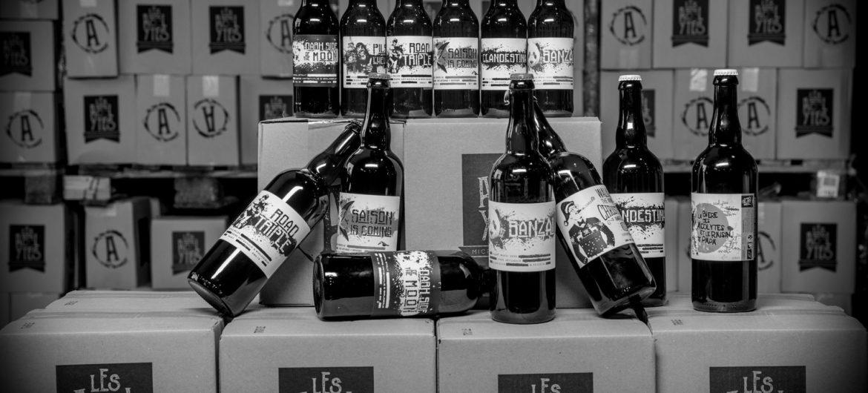 gamme de bières Les Acolytes